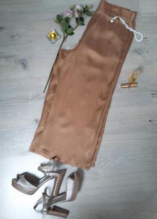 🍸🍰👡autograph-роскошные кюлоты(бриджи-юбка)100% copro.