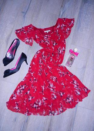 Тренд 2017г.100% шелк*laura ashley*бордовое платье в пол новое