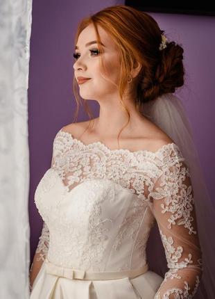 Весільне плаття + 3 подарунки