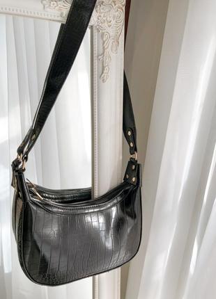 Стильная сумочка-хобо1 фото