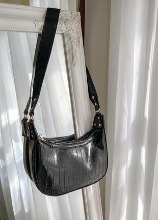 Стильная сумочка-хобо2 фото