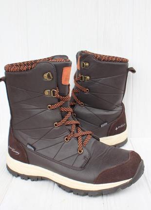 Ботинки mckinley австрия 39р сапоги непромокаемые