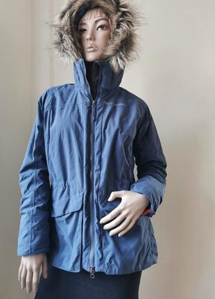 Helly hansen теплая демисезонная куртка
