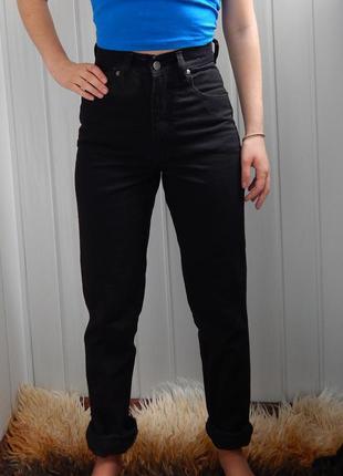 Джинсы wrangler с высокой посадкой, mom jeans олдскул