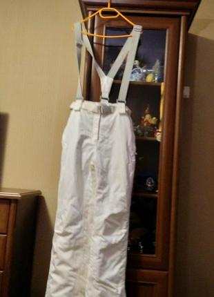 Зимние ( лыжные) штаны на 44 размер