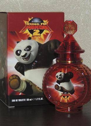 Dreamworks kung fu panda 2 po 50 мл для мальчиков