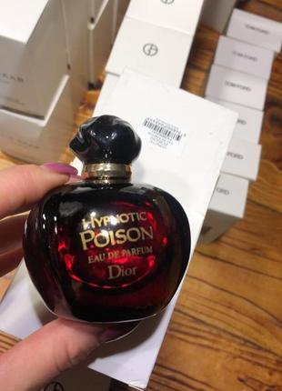 Dior hypnotic poison туалетная вода, 100 ml, тестер