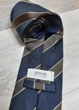 Галстук armani, оригинал