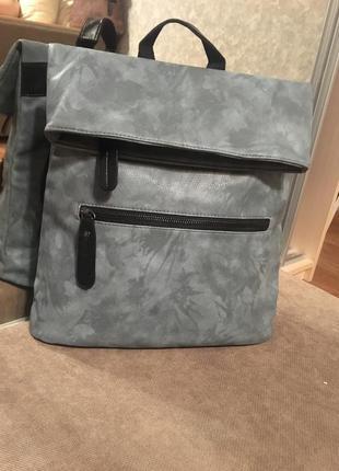 Рюкзак эко кожа очень стильный