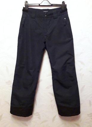 Непромокаемые, непродуваемые, дышащие лыжные штаны, 13-14лет, crane, германия