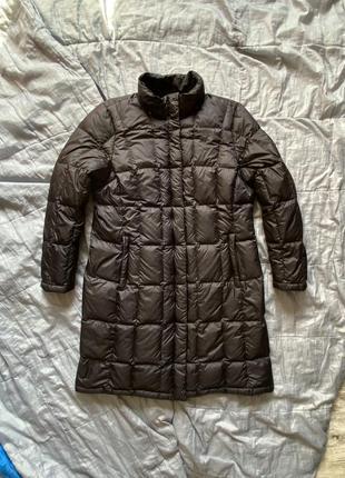 The north face down jacket coat пальто пуховое женское tnf