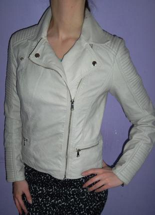 Новая курточка косуха pimkie
