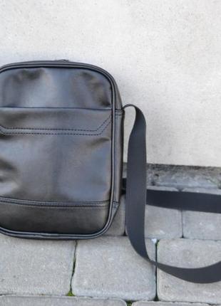 Месенджер мессенджер екошкіра сумка через плече чоловіча