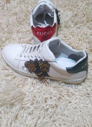 Кроссовки, кросівки, красовки,gucci оригінал, італія.