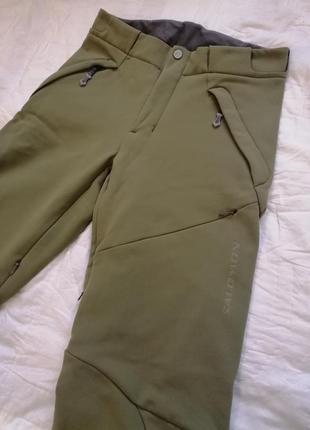 Salomon сноубордические термо брюки штани м, оригінал.