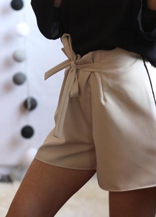 """Круті пісочні шорти на зав""""язку"""