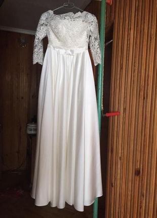 Плаття весільне