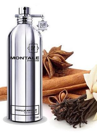 Montale vanille absolu парфюмированная вода (оригинал) - распив от 1 мл (prf)