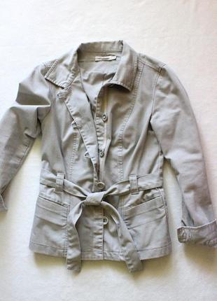 Куртка рубашка с поясом john rocha