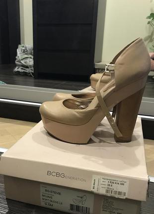 Туфли bcbg
