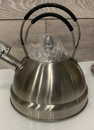 Чайник fissman нержавеющая сталь