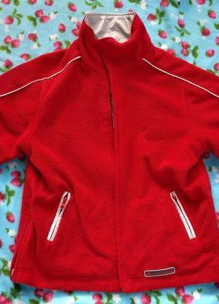 Двохстороння дитяча куртка  розмір 122-128 ( 14-х)