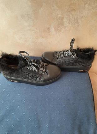 Супер туфли, мокасины фирмы  tiflani. 32р
