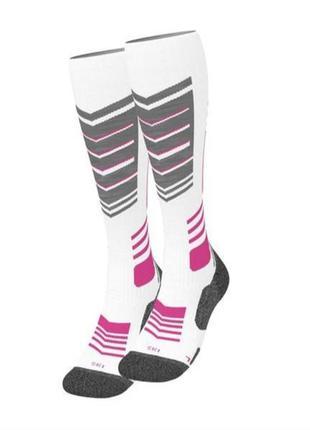 Носки термо спорт лижные сноуборд crivit