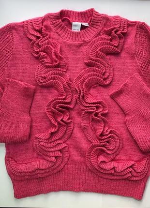 Тёплый свитер lost ink