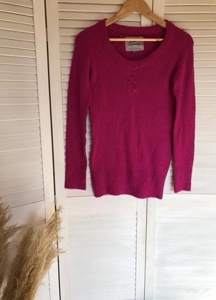 Розовый свитер superstar размер: l, но лучше  м