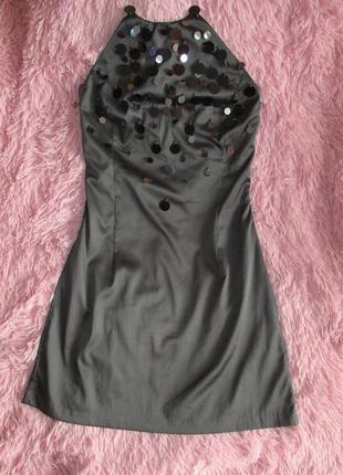 Шикарное вечернее платье h&m