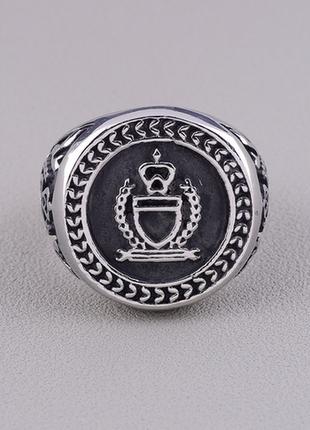 Кольцо медицинская сталь 316l мужская бижутерия