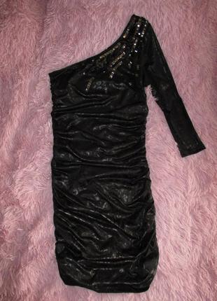 Облегающее вечернее платье ax paris