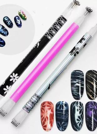 Ручка магнит для гель лака
