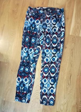 Бомбезні вельветові штани