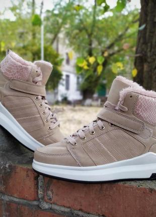 Зимние ботинки , качество от производителя!