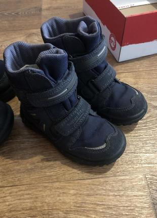 Ботинки superfit goretex 25 16 см