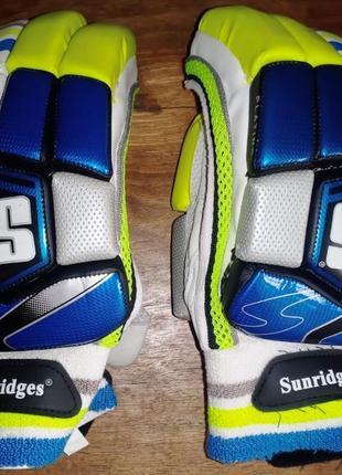 Подростковые перчатки для крикета sunridges