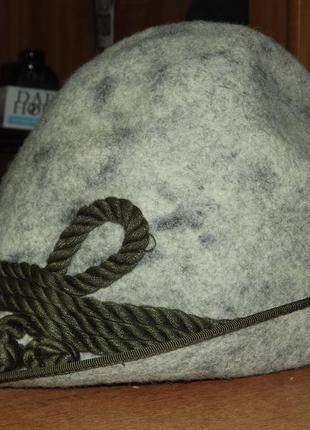 Тирольская шляпа anton pichler graz