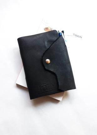 Кожаный софтбук блокнот
