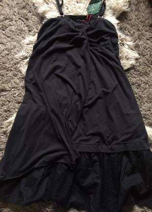 Брендовое платье асимметрия