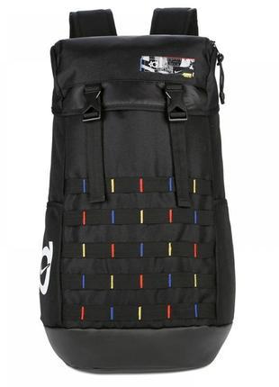 Баскетбольный рюкзак nike kd (kevin durant) black черный сумка ранец женский / мужской