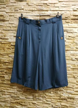 Классные женские шорты-юбка, кюлоты