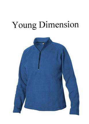 Флисовая кофта young dimensoin на 7-8 лет, р.128