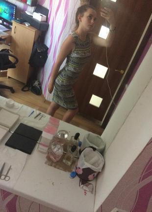 Длинное платья