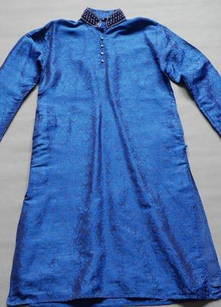 Мужская индийская восточная одежда. курта. сари.