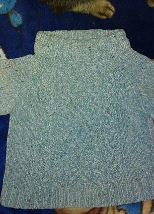 Детский свитер для модника