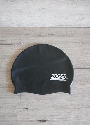 Шапочка для плавания zoggs