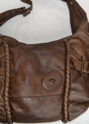 9d4b0cb742bd Кожаная сумка, италия распродажа, цена - 350 грн, #5628702, купить ...