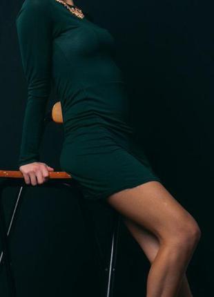 Короткое платье2